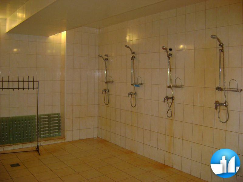 Как сделать душ в общежитии